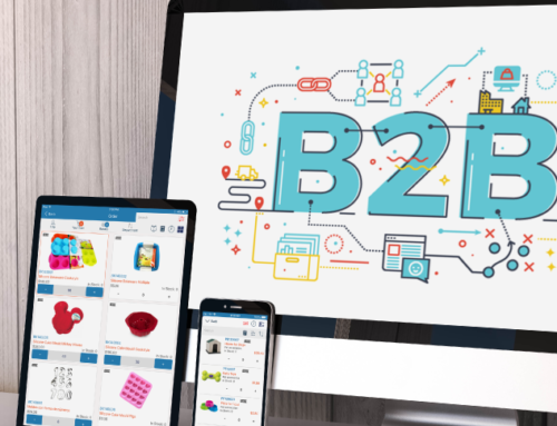 B2B Mobile and Web eCommerce