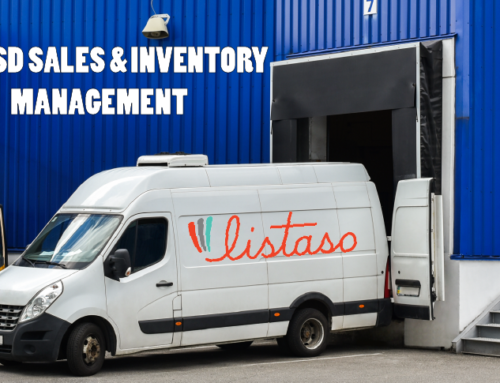 B2B DSD and Warehouse Management System