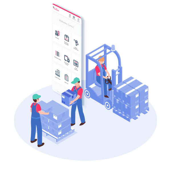 software for warehouses
