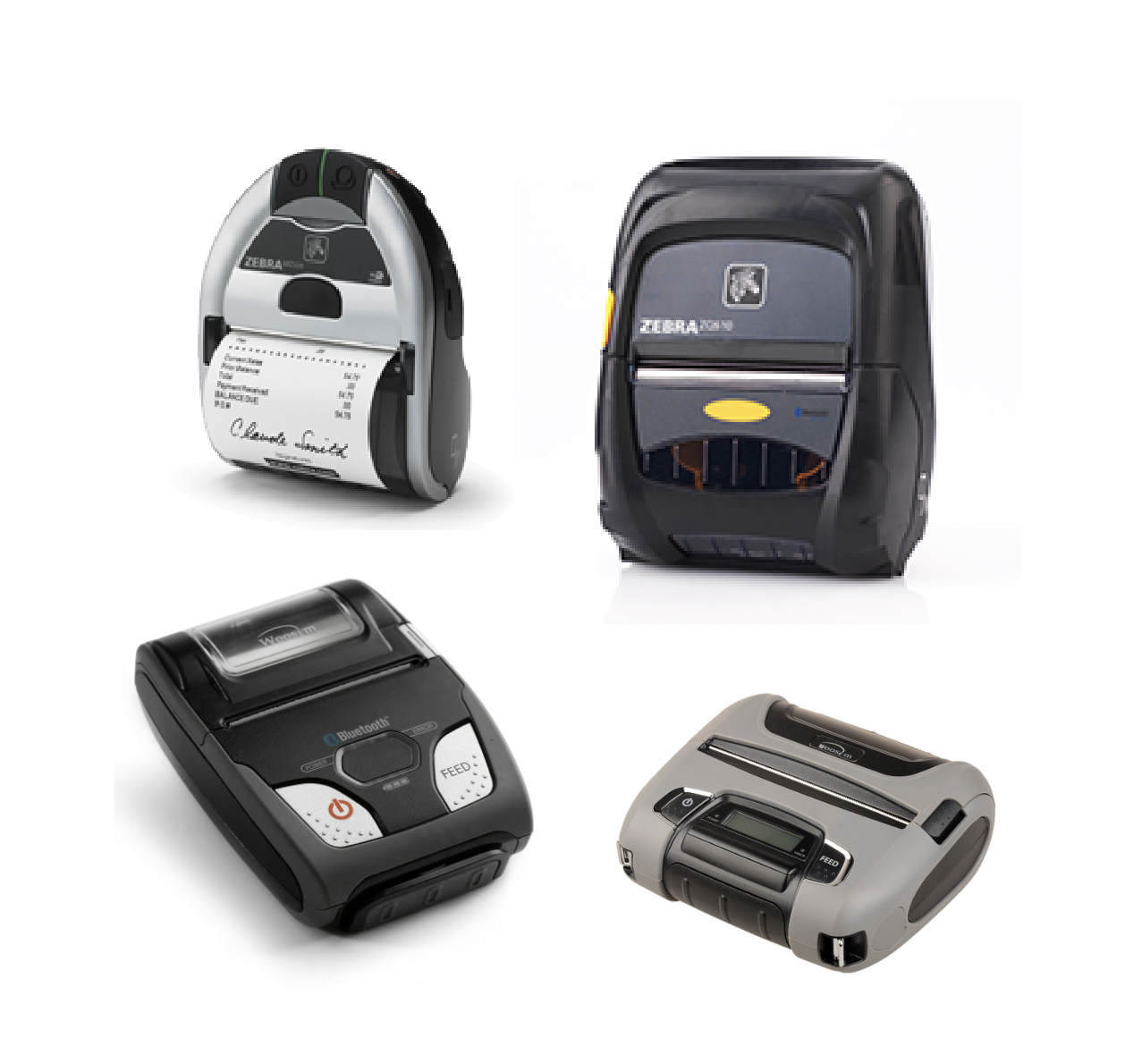 scanners and printers